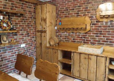 mobilier-pivnita-din-lemn-masiv