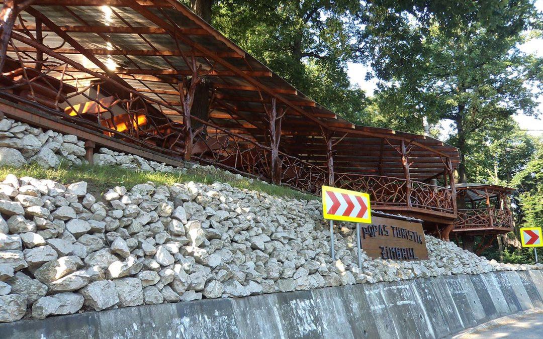 Hateg, Hunedoara – Amenajare Popas Zimbrul