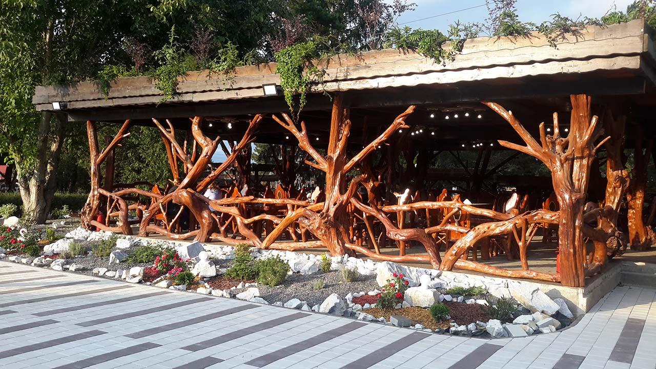 Terase Mobilier Si Amenajari Rustice Gardenland Ro